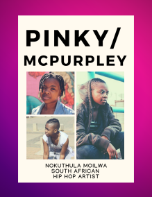 Pinky Mcpurpley Flyer