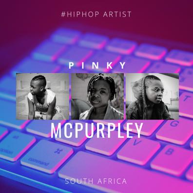 Pinky Mcpurpley Promo 4