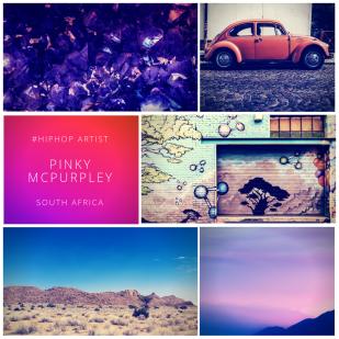 Pinky Mcpurpley Promo 7