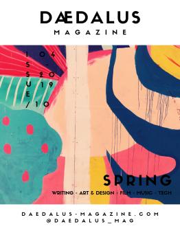 DÆDALUS Cover April 2019 2