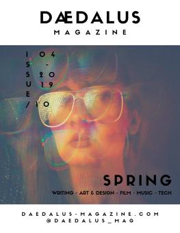 DÆDALUS Cover April 2019 3