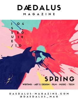 DÆDALUS Cover April 2019
